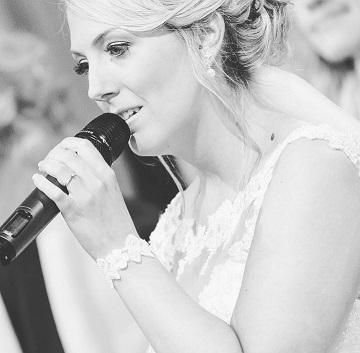 Hochzeitslied Unser Tag Helene Fischer Cover Hochzeitssangerin